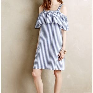 Anthropologie | Whit Two Rehoboth Striped Dress